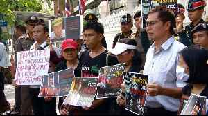 Thailand election: Many hope vote ends military rule [Video]