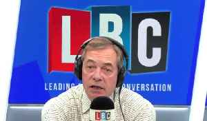 News video: Nigel Farage: 15,000 Signed Up To The Brexit Party In First 24 Hours