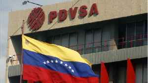 News video: Venezuela Shifts Oil Ventures' Accounts to Russian Bank