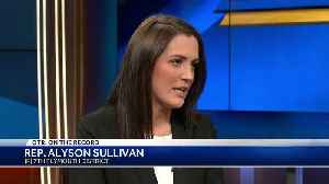 OTR: State Rep. Alyson Sullivan serving in same house seat her father once did [Video]