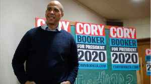 Booker Focuses On Race Relations In Initial 2020 White House Swing [Video]