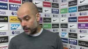 Pep hails 'incredible performance' [Video]