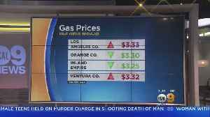 Gas Prices On The Rise [Video]