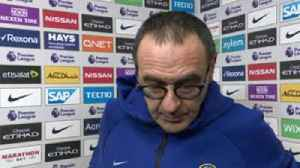 Defeat difficult to understand for Sarri [Video]