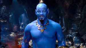 Disney's Aladdin with Will Smith - Official Grammy Trailer [Video]