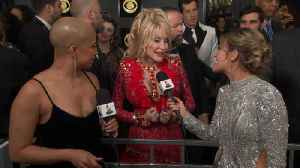 Dolly Parton Was So Excited To See Her Songs Performed In All New Ways [Video]