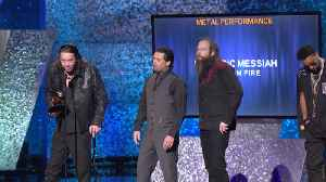 High On Fire's Electric Messiah Wins Best Metal Performance At 2019 GRAMMY Awards [Video]