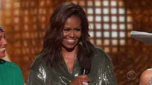 Michelle Obama Surprises Audience At 2019 GRAMMY Awards [Video]