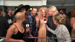 Little Big Town Are So Excited To Be Singing With Dolly Parton At The GRAMMYs [Video]