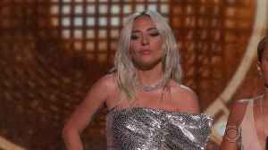 Lady Gaga And Jennifer Lopez Join GRAMMY Host Alicia Keys For Opening Monologue [Video]