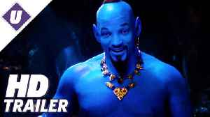 Aladdin - Official Trailer #2 | Will Smith, Mena Massoud [Video]