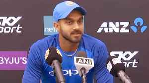 India Vs NZ : Vijay Shankar learnt A lot by seeing Virat Kohli and Rohit Sharma | Oneindia News [Video]