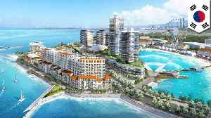 Biggest surfing lagoon in the world to be built in S. Korea [Video]