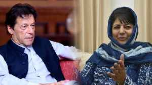 Mehbooba Mufti lauds Imran Khan, attacks govt over Ram mandir | Oneindia News [Video]