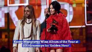 The Grammys 2019 Album Of The Year Goes To Kacey Musgraves [Video]