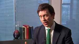 Rory Stewart 'would feel comfortable voting with Labour' [Video]