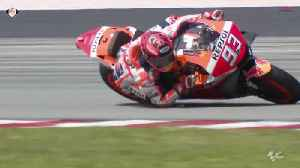 Honda Racing - MotoGP, Marc Marquez leaves Sepang Test feeling positive [Video]