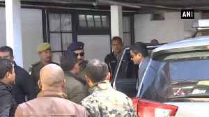Saradha chit fund scam: Kolkata Police chief appears before CBI for questioning in Shillong [Video]