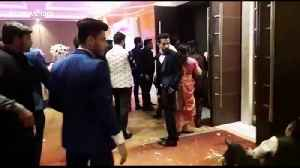 Drunk guests at Indian wedding run riot at 5-star hotel over cold food [Video]