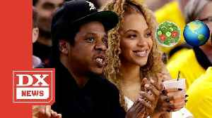 Go Vegan & You Could Win Tickets To See Jay-Z & Beyonce Perform For Life [Video]
