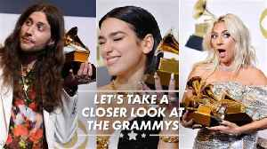 The most amazing/adorable/awkward Grammy moments [Video]