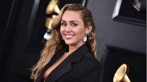 Miley Cyrus Wore 3 'No Shirt' Outfits At The Grammys And Slayed Them All [Video]