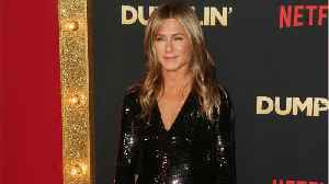 Brad Pitt Attended Jennifer Aniston's Star-Studded 50th Birthday Party [Video]