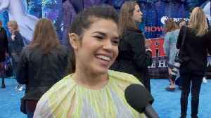 America Ferrera On The Finale Of 'How to Train Your Dragon: The Hidden World' [Video]