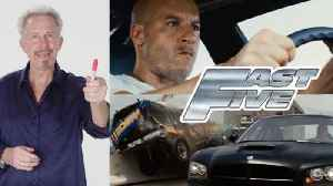 Fast Five's Stunt Coordinator Breaks Down the Vault Car Chase Scene [Video]