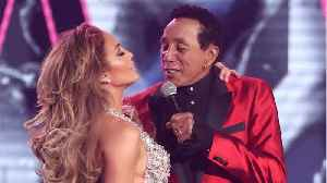 Smokey Robinson Calls Jennifer Lopez Motown Tribute Complainers 'Stupid' [Video]