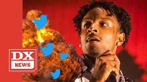 21 Savage Is Confirmed To Have Been Born In The UK & Twitters Reaction Is Priceless [Video]