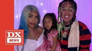 Tekashi 6ix9ine Is Reportedly Spending Crazy Amounts Of Money To Keep His Family Safe [Video]