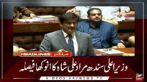 Headlines | ARYNews | 2300 | 11 February 2019 [Video]