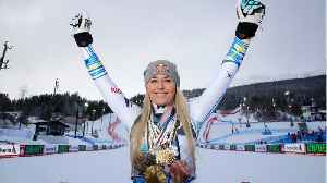 Lindsey Vonn Went Big And Now She's Going Home A Legend [Video]