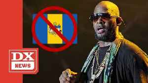 R. Kelly Permanently Banned From Philadelphia [Video]