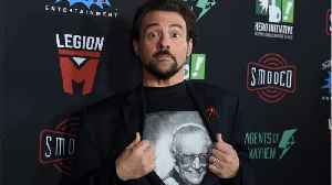 Kevin Smith Writing Show For Hulu Based On Marvel's Most Unusual Character [Video]