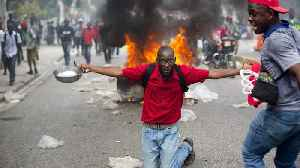 Thousands protest in Haitian capital for fourth day [Video]