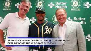 Heisman Trophy Winner Kyler Murray Chooses the NFL Over MLB [Video]