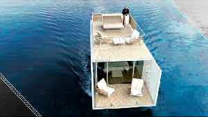 Travel on a Floating Suite [Video]