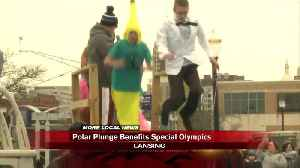 Polar Plunge benefits Special Olympics [Video]