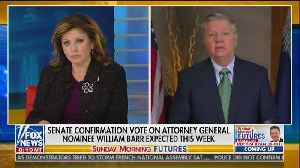 Sen. Graham: Dems are 'incentivizing' more illegal immigration with border wall deal [Video]