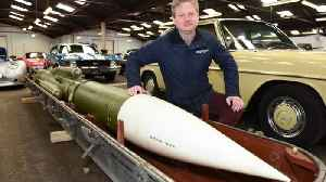 Explosive Auction! Mystery Russian Missile Set To Go Under The Hammer [Video]