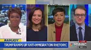 MSNBC guest insults 'white supremacist' Fox News host as 'half-witted' [Video]