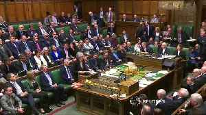 May rejects Brexit customs union compromise [Video]