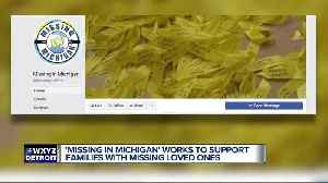 'Missing in Michigan' works to support families with missing loved ones [Video]