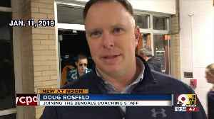 Moeller coach Doug Rosfeld takes job with Bengals [Video]