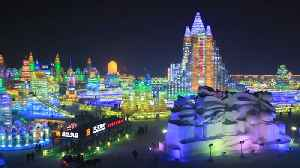 This Chinese Festival Is Like 'Frozen' Come to Life [Video]