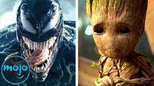 Every Single Upcoming Marvel Movie and TV Show [Video]