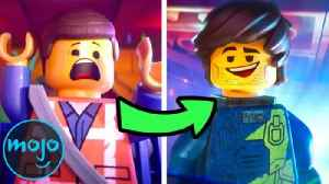 Top 10 Things You Missed in The Lego Movie 2 [Video]