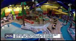 Employees from Dundee's Splash Universe looking for answers after evacuation [Video]